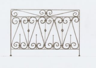 Balustrada/Ogrodzenie