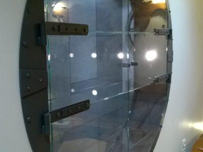 Barek szklany